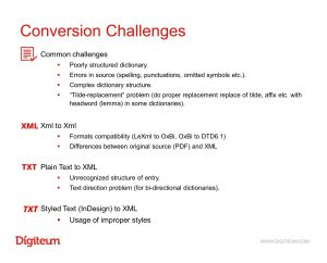 dictionaries conversion platform