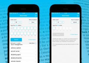 wordfinder language tool