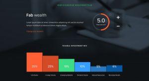 banking platform graph