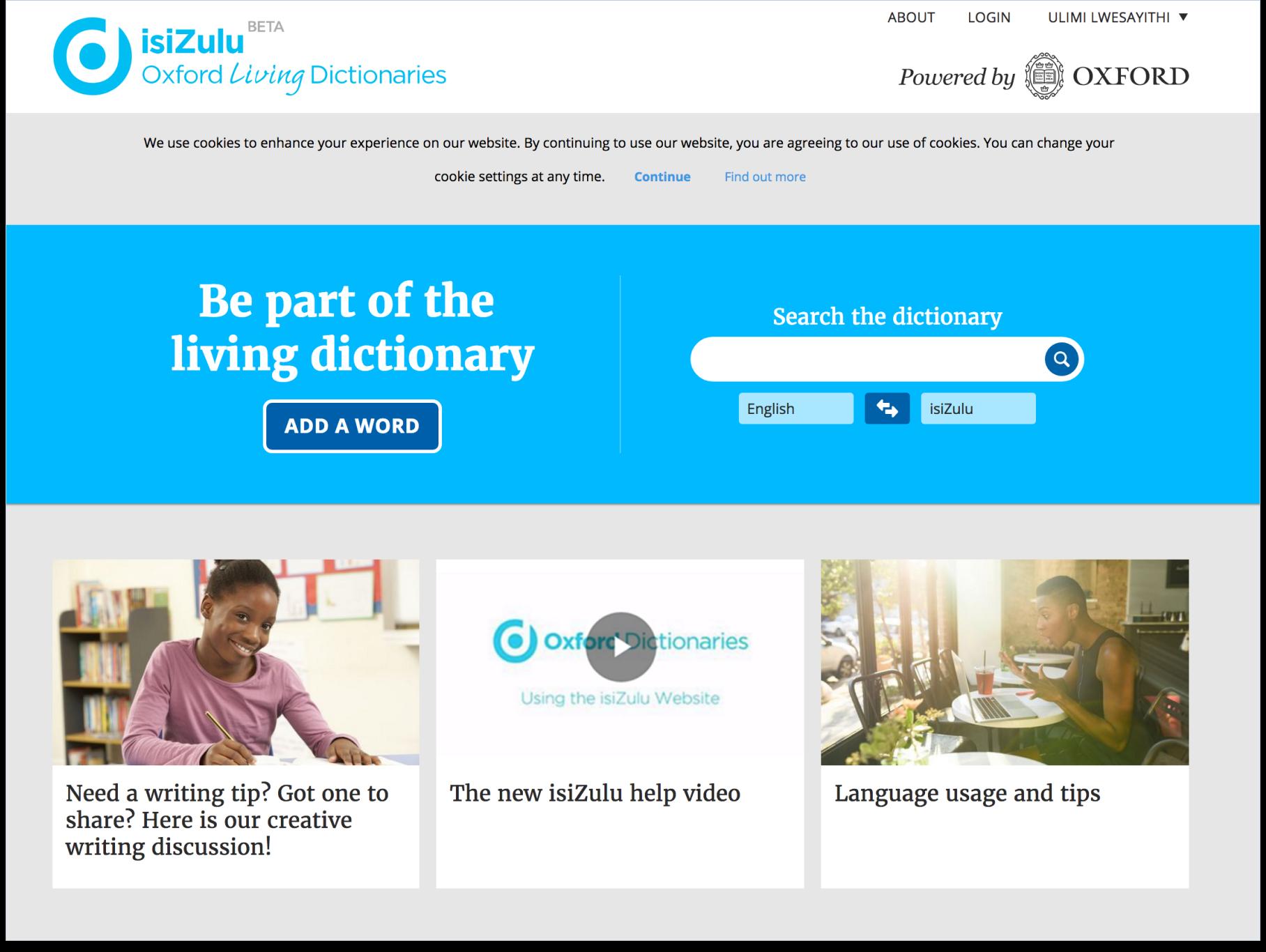 dictionaries conversion website