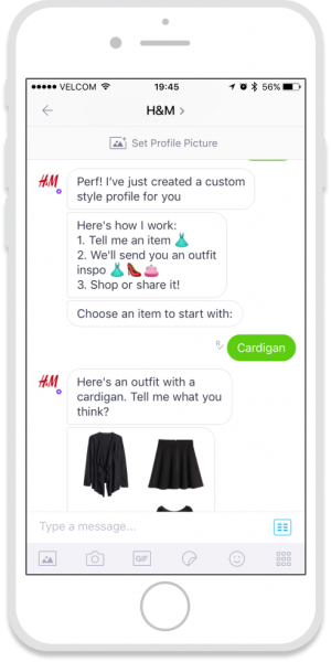 conversational UX Use of language