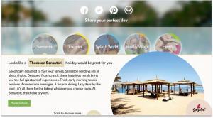 tui travel app