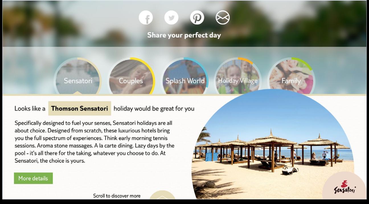 tui travel app