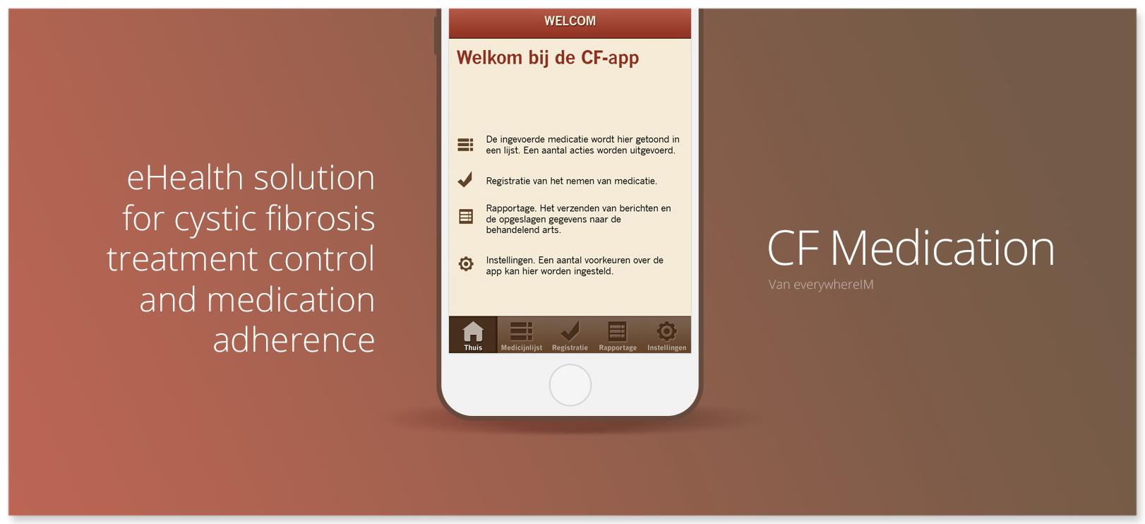 CF chronic disease managemen long
