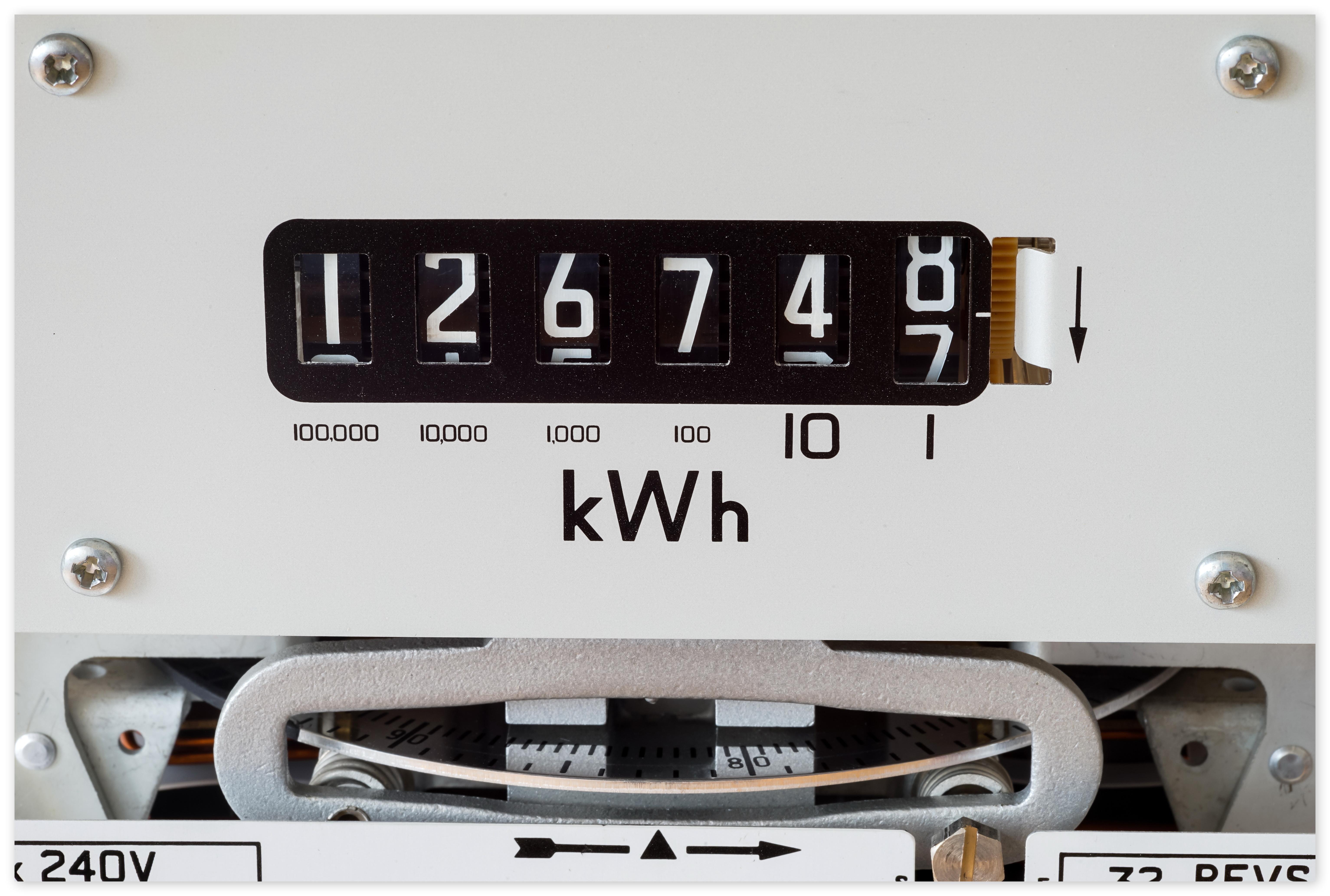 power consumption monitor