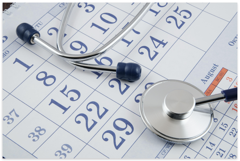 medication calendar app