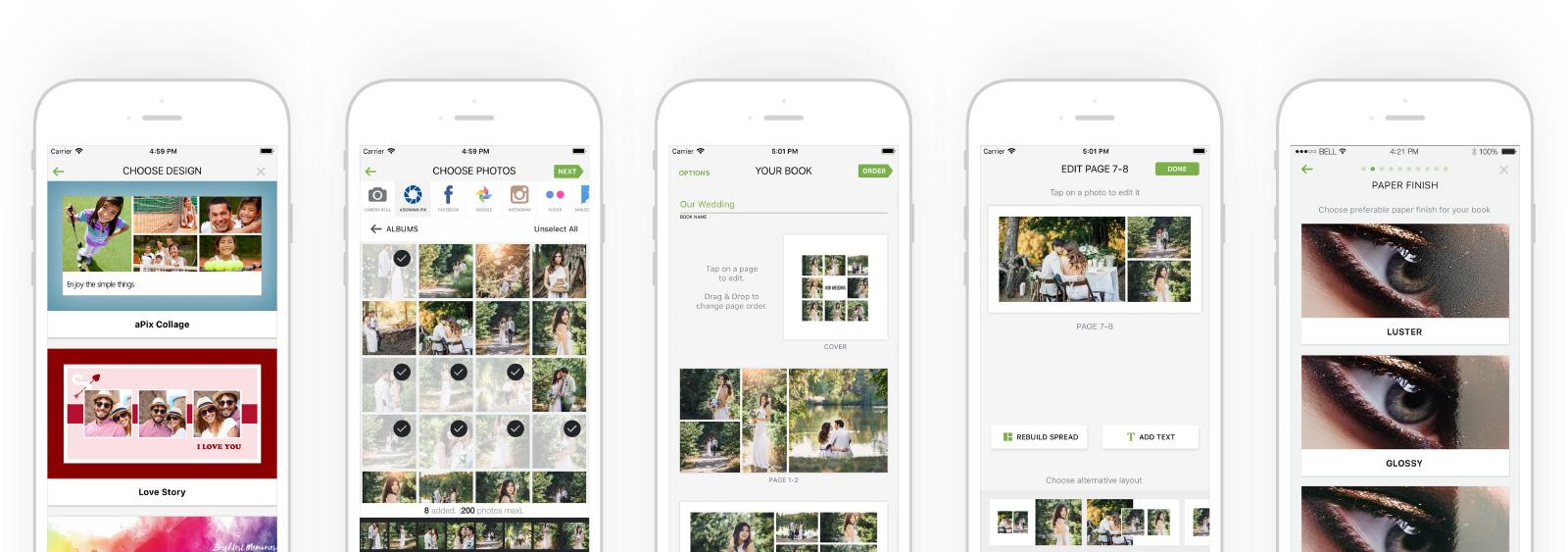 app Adorama photo book