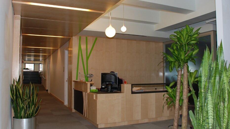Skanska USA office