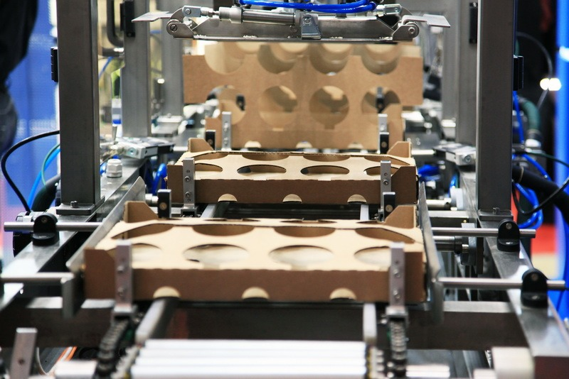 iot manufacturing packaging