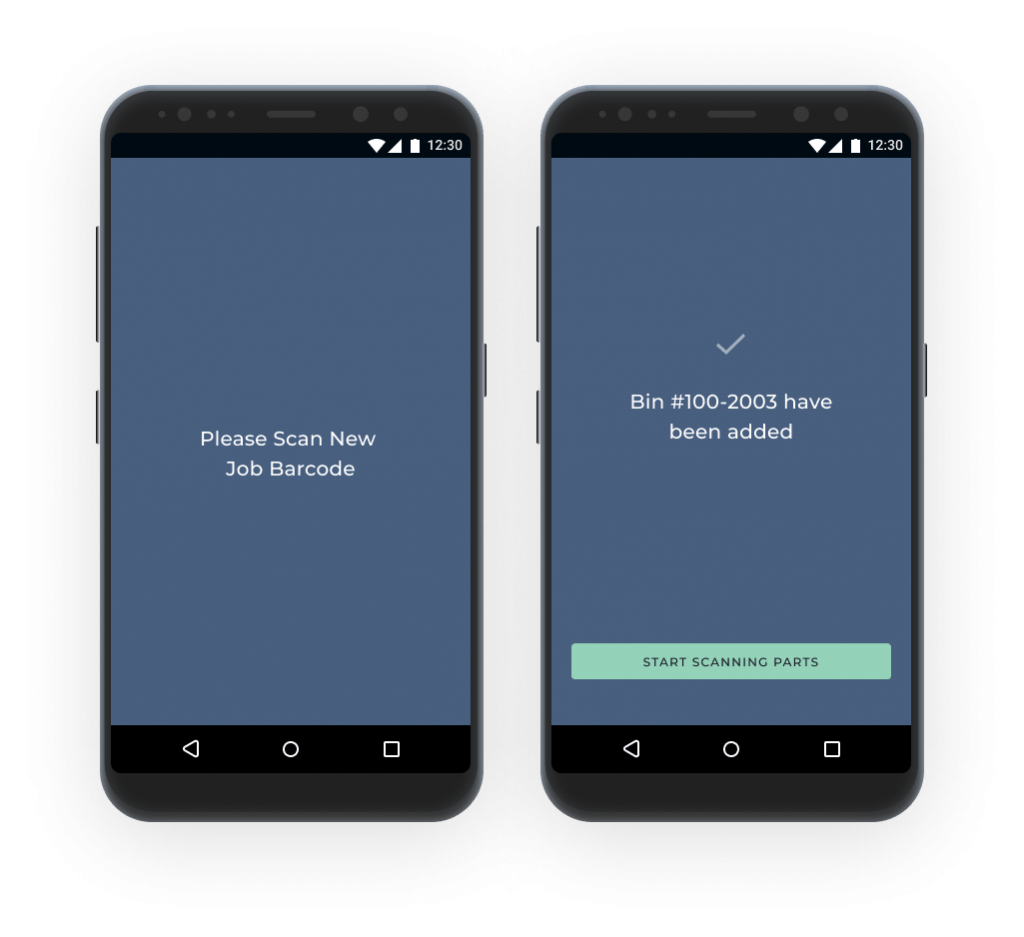 Android app inventory