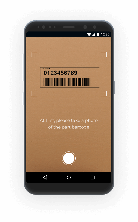 inventory app Android