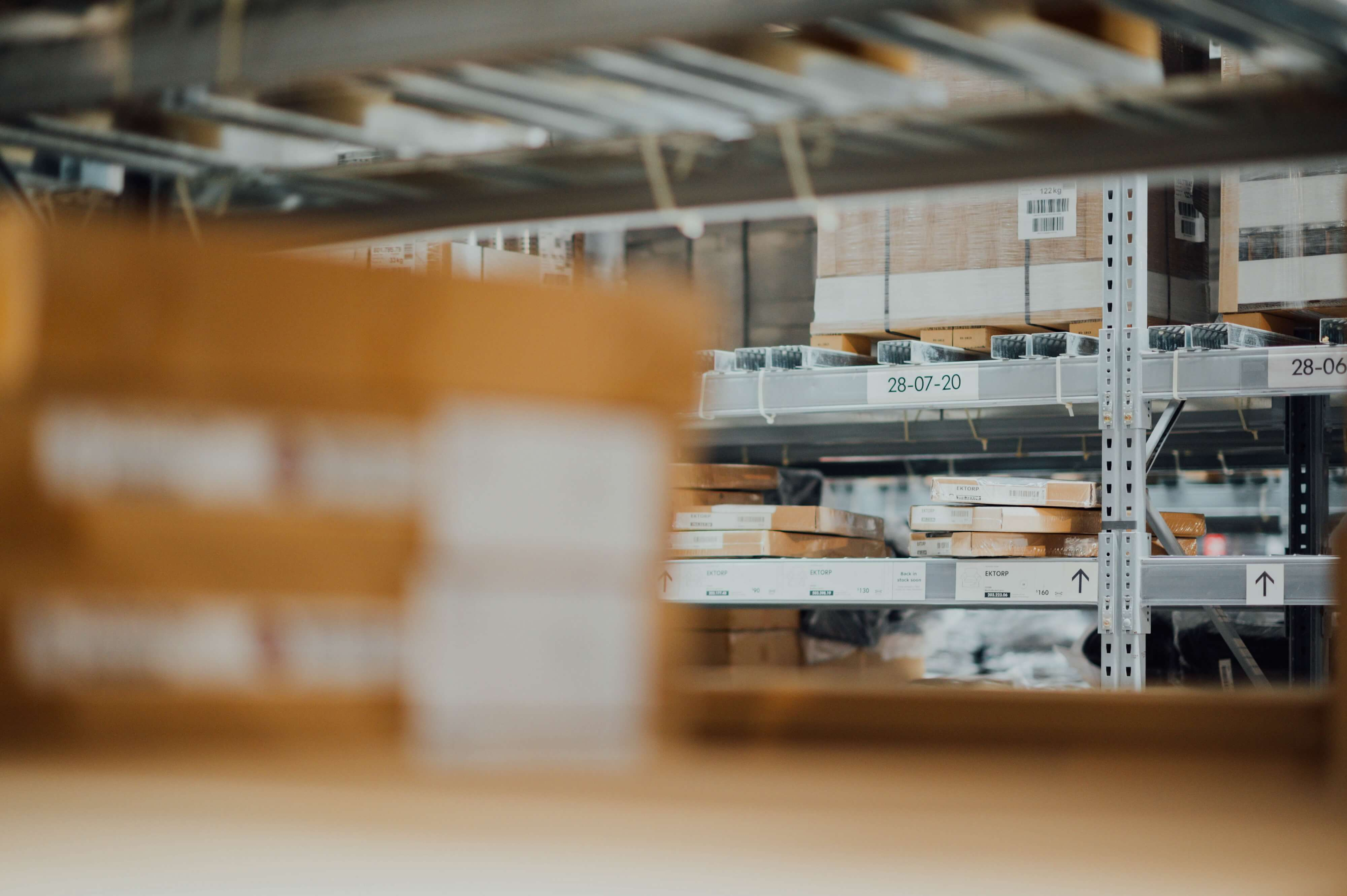 IoT warehouse