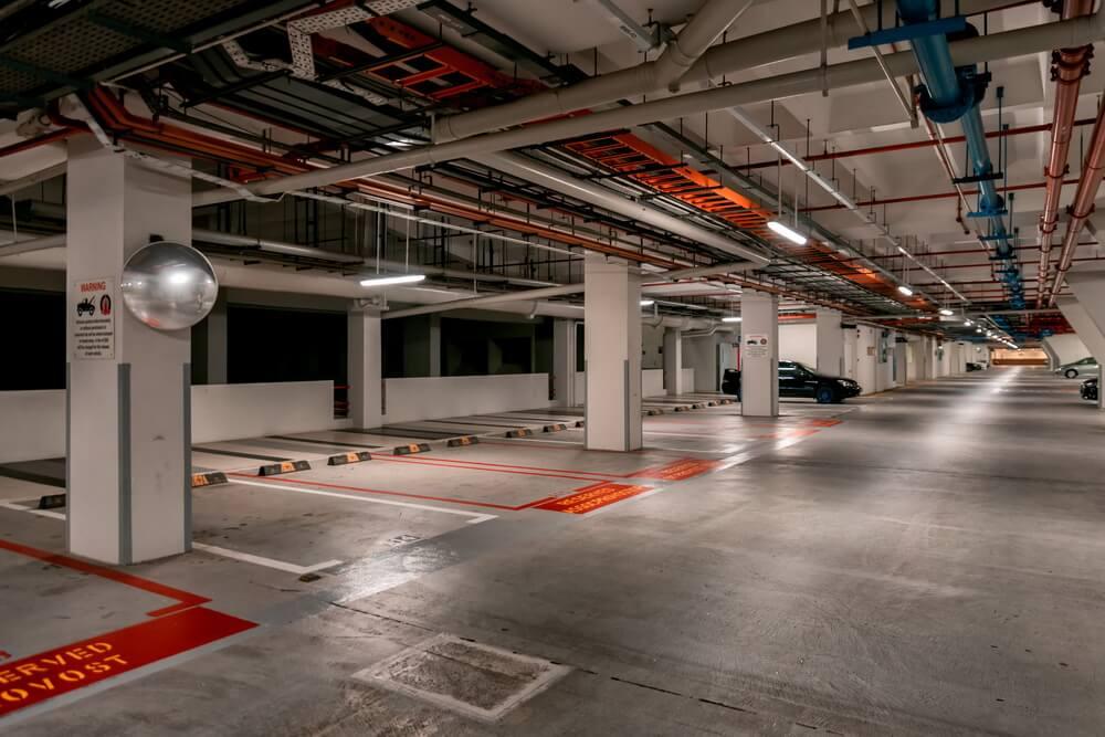 smart parking IoT