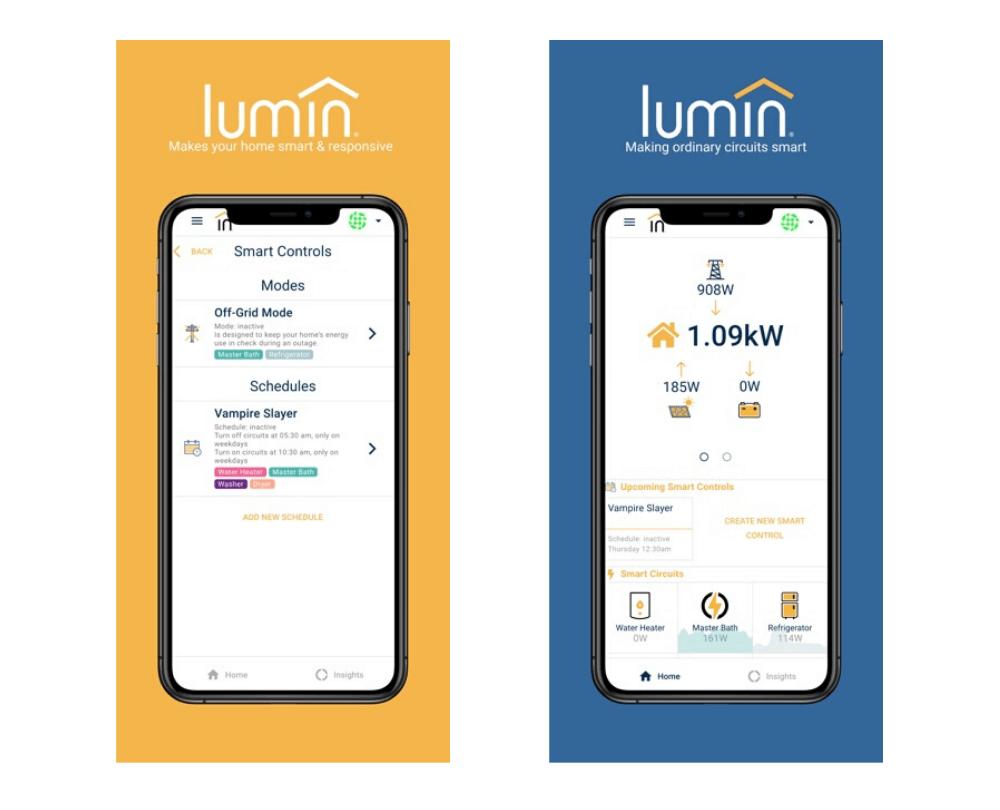 iot mobile app design