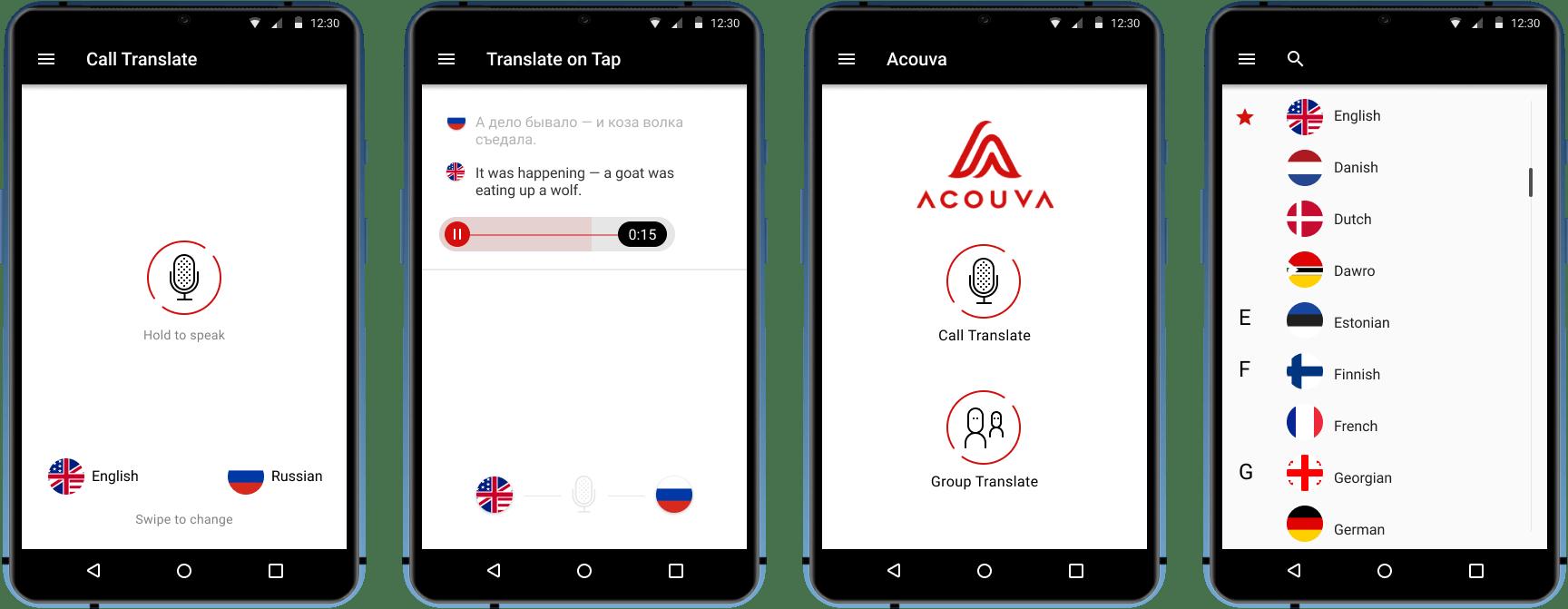 wearable application development