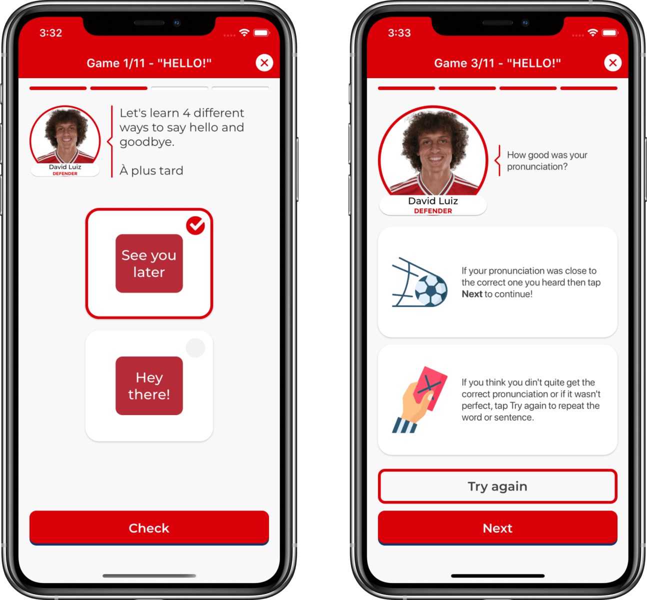Build a Language Learning App