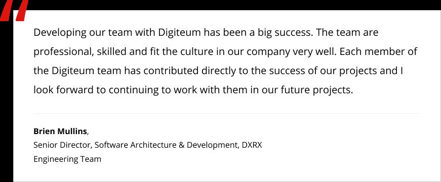 Digiteum Talks quote
