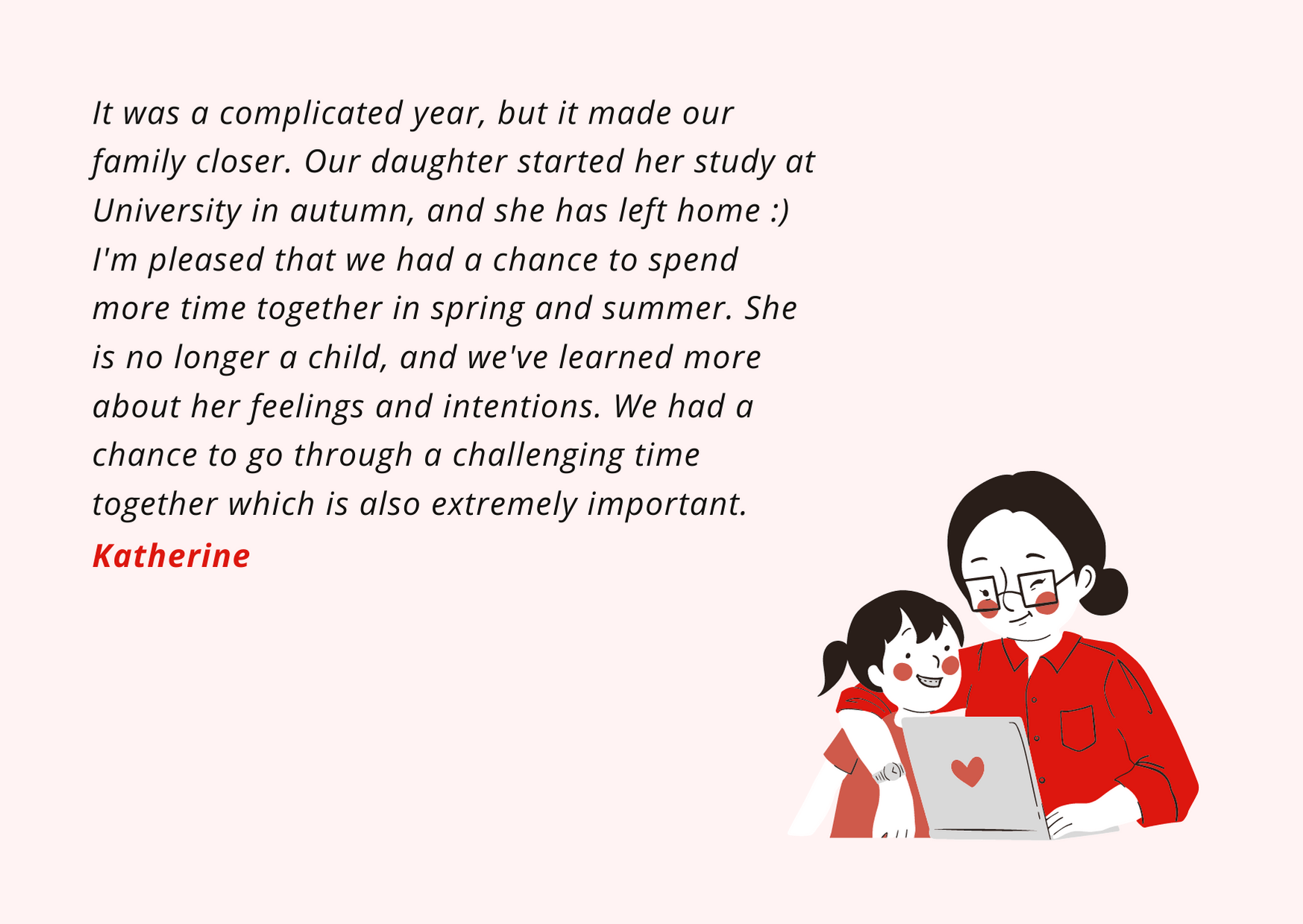 quote on Mother's Day